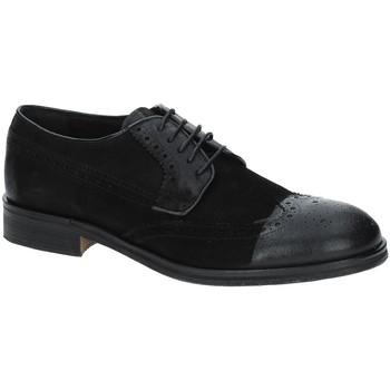 Chaussures Homme Derbies Exton 5356 Noir