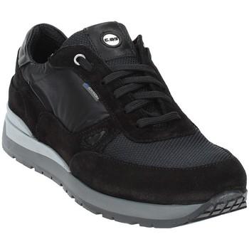 Chaussures Homme Baskets basses Exton 993 Noir