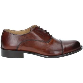 Chaussures Homme Richelieu Exton 6014 Marron