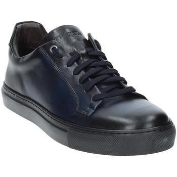 Chaussures Homme Baskets basses Exton 216 Bleu
