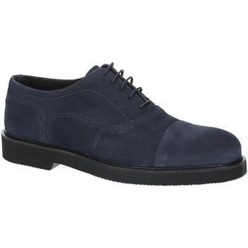 Chaussures Homme Richelieu Exton 5496 Bleu