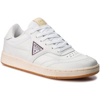 Chaussures Homme Baskets basses Guess FMTYE4 LEA12 Blanc
