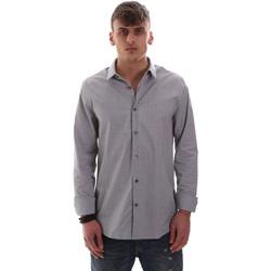 Vêtements Homme Chemises manches longues Calvin Klein Jeans J30J313171 Bleu