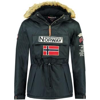 Bleu Imprim/é Polaire Sportswear Droit Dark Navy Geographical Norway Ult - 14 Gar/çon