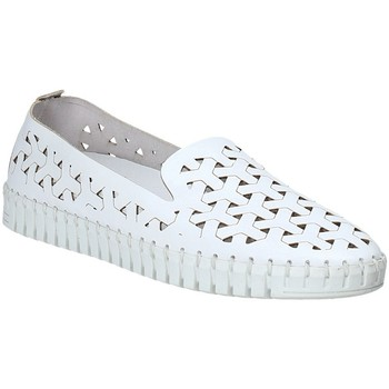 Chaussures Femme Espadrilles Susimoda 4841-02 Blanc
