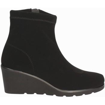 Chaussures Femme Bottines Susimoda 825377 Noir