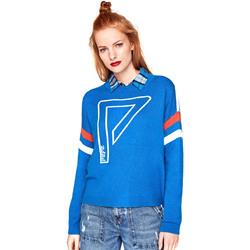 Vêtements Femme Pulls Pepe jeans PL701356 Bleu