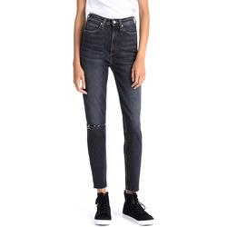 Vêtements Femme Jeans boyfriend Calvin Klein Jeans J20J207652 Bleu