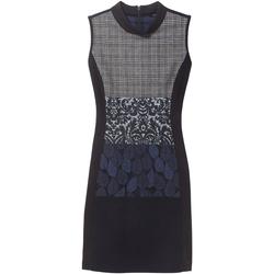 Vêtements Femme Robes courtes Desigual 18WWVW21 Bleu