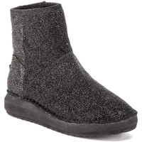 Chaussures Femme Bottines Lumberjack SW48603 002 D12 Noir
