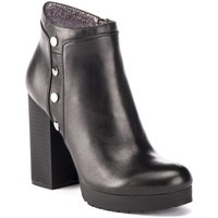 Chaussures Femme Bottines Lumberjack SW34903 003 Q12 Noir