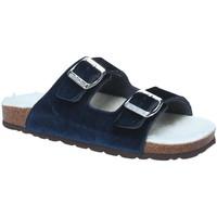 Chaussures Femme Mules Grunland CB1679 Bleu