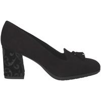 Chaussures Femme Mocassins Grunland SC4072 Noir