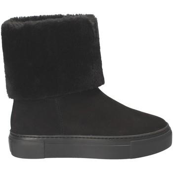 Chaussures Femme Bottes de neige Grunland ST0365 Noir