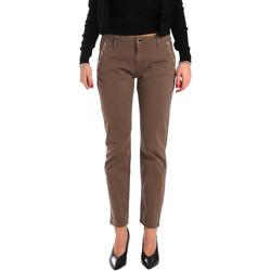 Vêtements Femme Chinos / Carrots Gaudi 821BD25003 Marron