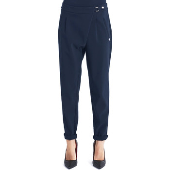 Vêtements Femme Chinos / Carrots Gaudi 821BD25031 Bleu