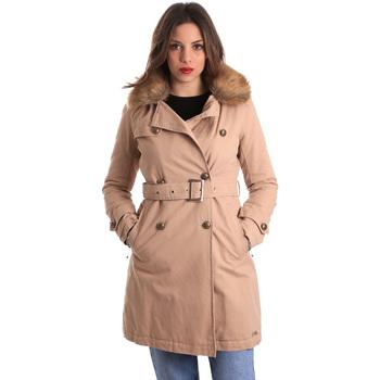 Vêtements Femme Trenchs Gaudi 821BD35027 Beige