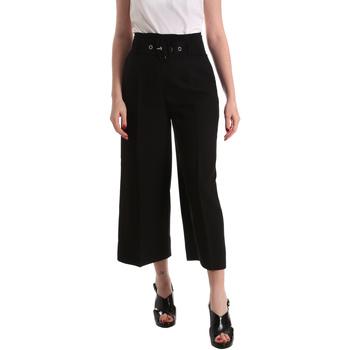 Vêtements Femme Pantalons fluides / Sarouels Gaudi 821FD25001 Noir