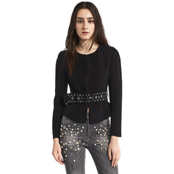 Vêtements Femme Vestes / Blazers Gaudi 821FD35004 Noir