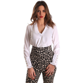 Vêtements Femme Tops / Blouses Gaudi 821FD45014 Blanc