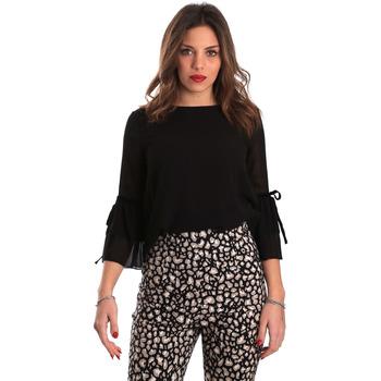 Vêtements Femme Tops / Blouses Gaudi 821FD45036 Noir