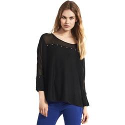 Vêtements Femme Pulls Gaudi 821FD53027 Noir