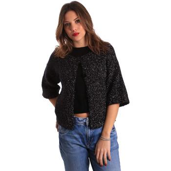 Vêtements Femme Gilets / Cardigans Gaudi 821FD53044 Noir