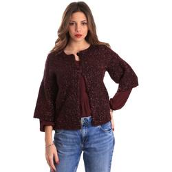Vêtements Femme Gilets / Cardigans Gaudi 821FD53044 Rouge