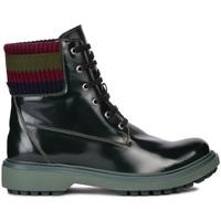 Chaussures Femme Bottines Geox D847AB 000BC Vert