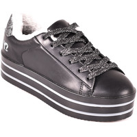 Chaussures Femme Baskets basses Y Not? W18 52 YW 710 Noir
