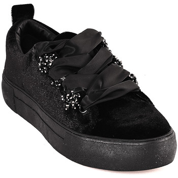 Chaussures Femme Baskets basses Y Not? W18 52 YW 701 Noir