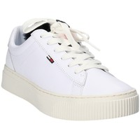 Chaussures Femme Baskets basses Tommy Hilfiger EN0EN00377 Blanc