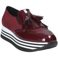 Chaussures Femme Slip ons Grace Shoes 2012 Rouge