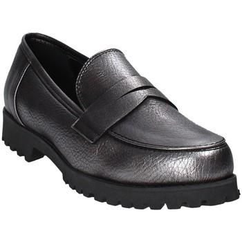 Chaussures Femme Mocassins Grace Shoes 0215 Gris