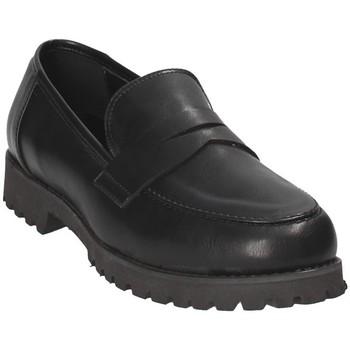 Chaussures Femme Mocassins Grace Shoes 0215 Noir