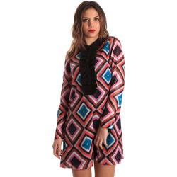 Vêtements Femme Robes courtes Denny Rose 821DD10026 Noir
