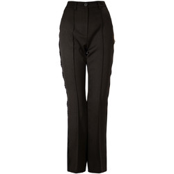 Vêtements Femme Chinos / Carrots Denny Rose 821DD20001 Noir