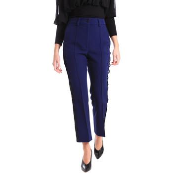 Vêtements Femme Chinos / Carrots Denny Rose 821DD20001 Bleu