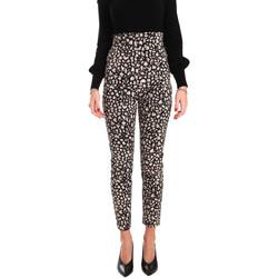 Vêtements Femme Pantalons fluides / Sarouels Denny Rose 821DD20012 Noir