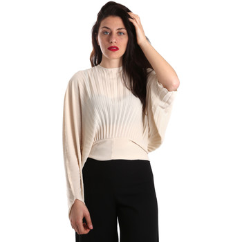 Vêtements Femme Tops / Blouses Denny Rose 821DD40001 Beige