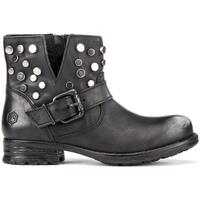 Chaussures Femme Bottines Lumberjack SW53003 001 Q12 Noir