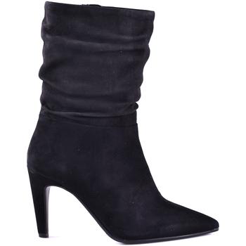 Chaussures Femme Bottines Elvio Zanon I2902X.ELZCAMNERO Noir