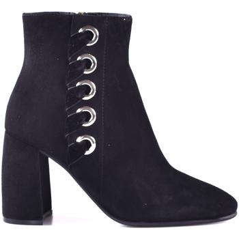Chaussures Femme Bottines Elvio Zanon I0603P.ELZAVTNENER Noir
