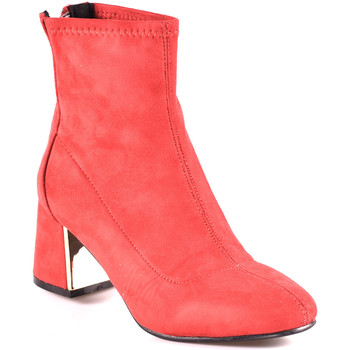 Chaussures Femme Bottines Gold&gold B18 GY07 Rouge