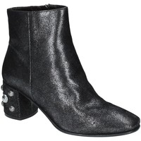 Chaussures Femme Bottines Elvio Zanon I5503G.ELZMPHANTRA Noir