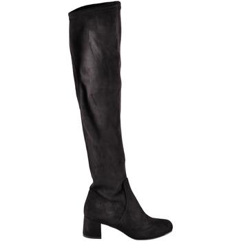 Chaussures Femme Bottes ville Grace Shoes 0352 Noir
