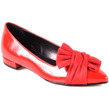 Chaussures Femme Ballerines / babies Grace Shoes 2216 Rouge