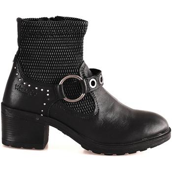 Chaussures Femme Bottines Wrangler WL182550 Noir