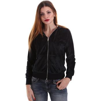 Vêtements Femme Sweats Key Up 5CS57 0001 Noir