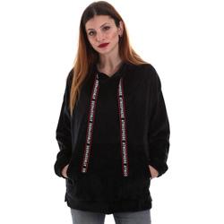 Vêtements Femme Sweats Key Up 5CS91 0001 Noir